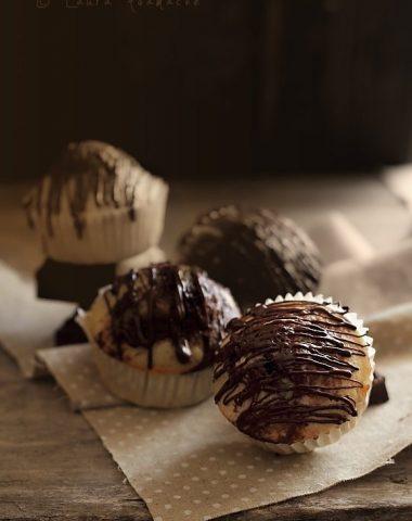 Muffin de Post cu Vanilie si Cacao