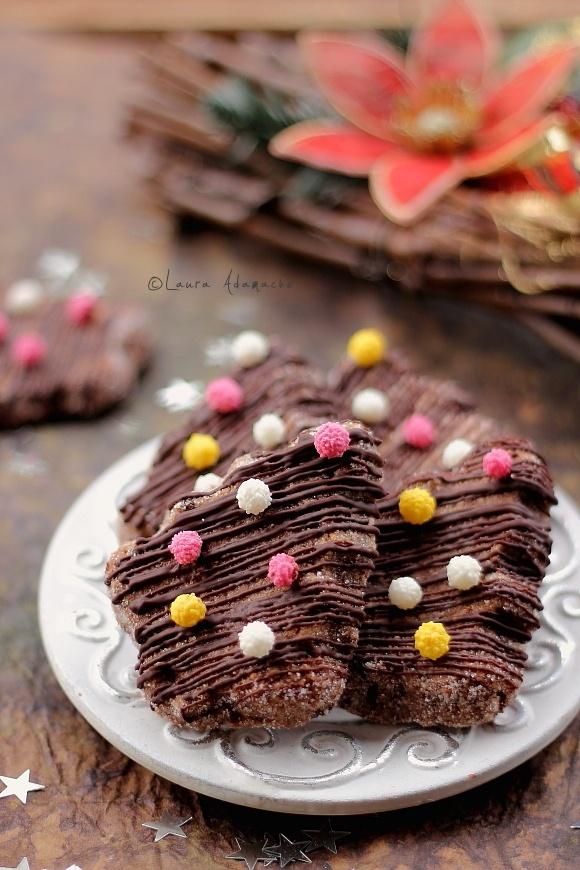 Braduti de ciocolata deliciosi pentru Craciun