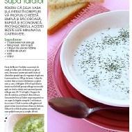 Tarator – supa rece de castraveti