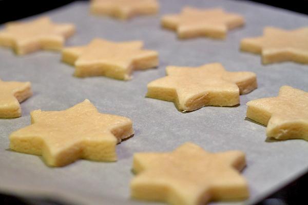 Biscuiti economici in tava de cuptor