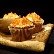 Cupcakes cu morcovi si alune