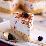 Un cheesecake si o aniversare