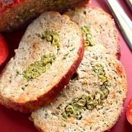 Rulada de carne cu glazura dulce picanta