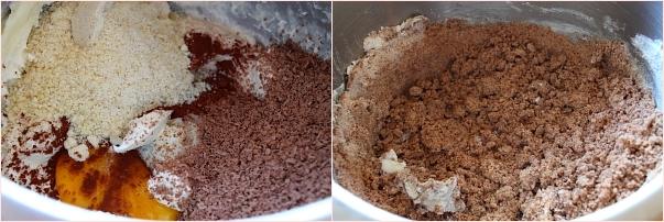 Bastonase de cicocolata - compozitie