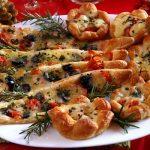 Sfogliatine capresi – Barcute din foietaj