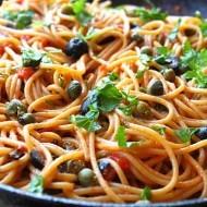 Spaghete integrale siciliene
