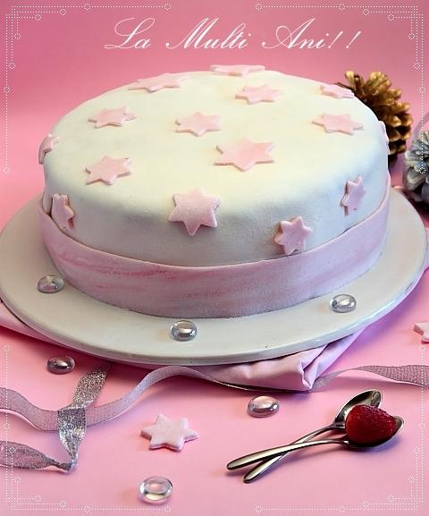 Glazura Roz Pentru Tort