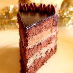 Tort de ciocolata cu crema de ciocolata