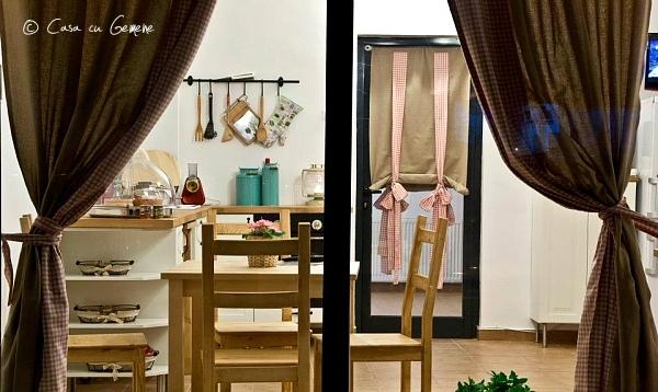 Interior magazin Casa cu Gemene
