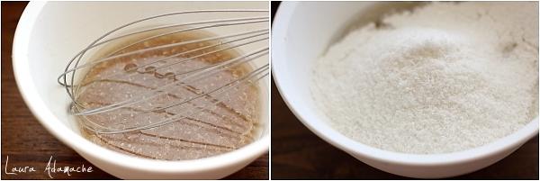 Preparare prajitura post mere