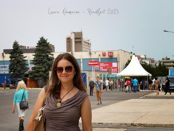 Bookfest 2013 - Laura Adamache