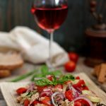 Panzanella, vinuri bune si multe produse Dukan!