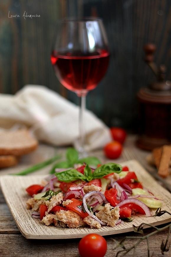 Salata Panzanella