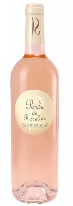 Vin rose Perle de Roseline
