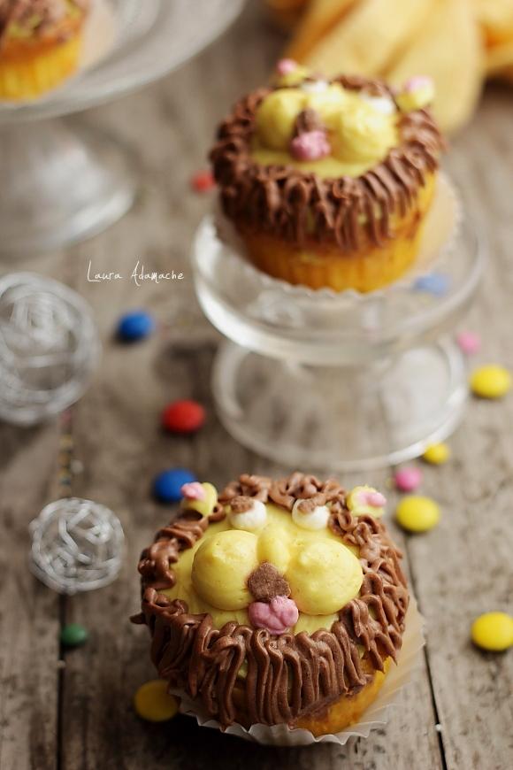 Cupcakes leu curajos