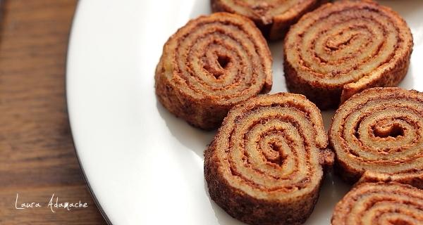 Cinnamon rolls detaliu