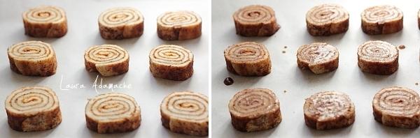 Bucati cinnamon rolls