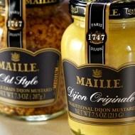 Despre mustarul Maille