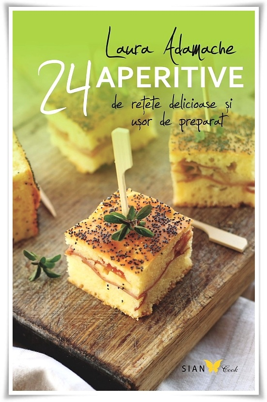 24 Aperitive
