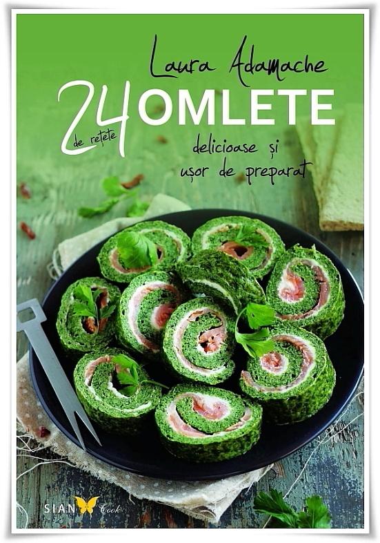 24 Retete Omlete