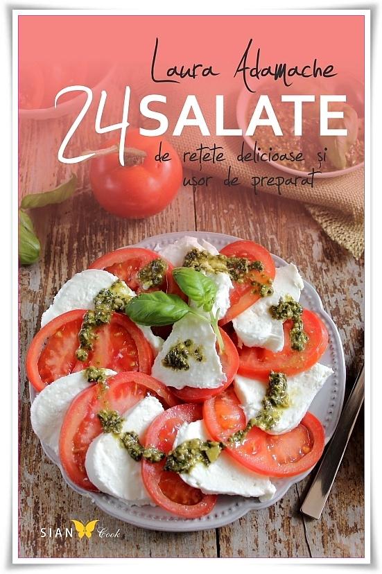 Salate 24 retete