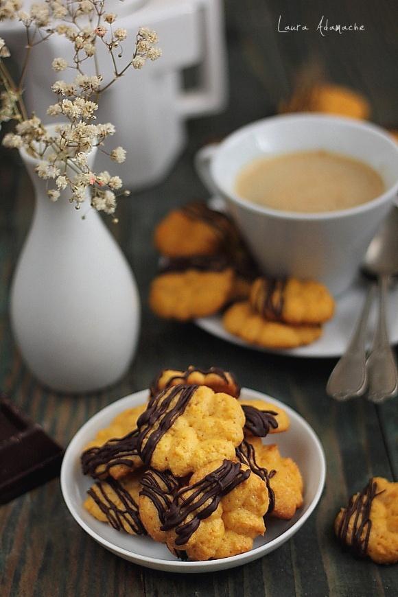 Biscuiti de post cu dovleac