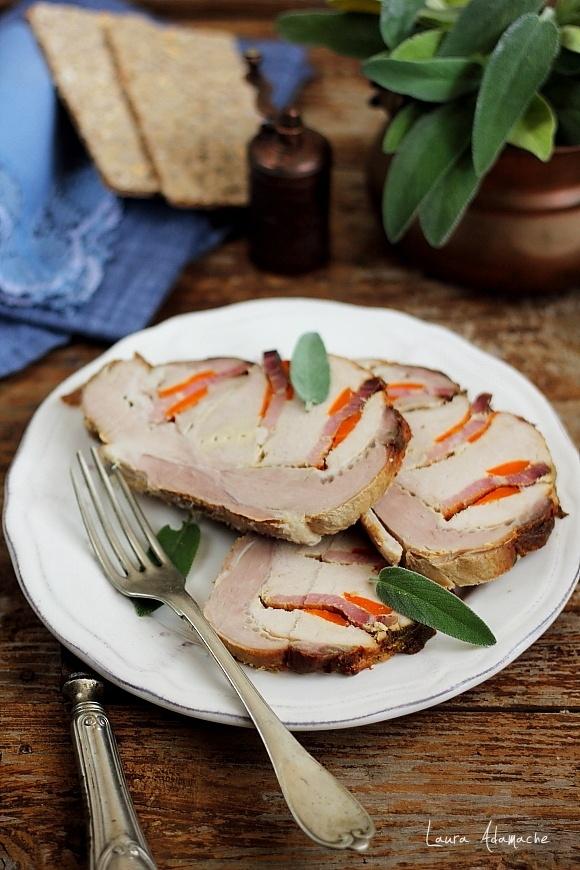 Felii friptura de porc