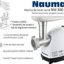 Masina de tocat Naumann 300 Tradition