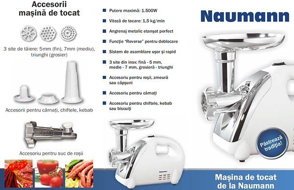 Masina Naumann NM 120