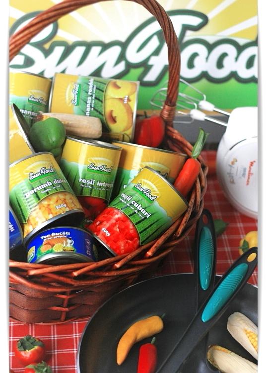 Premiu conserve Sun Food
