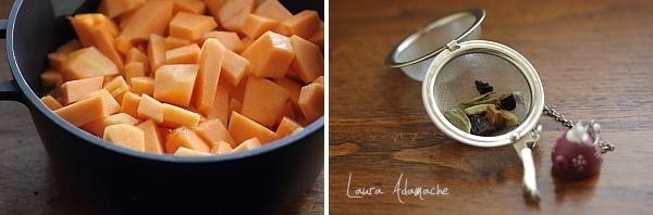 Preparare dulceata de dovleac