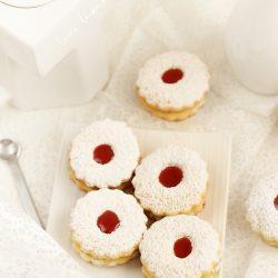 Biscuiti italieni canestrelli