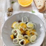 Salata de fenicul si portocale