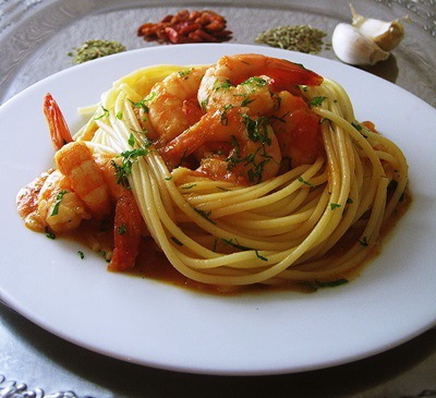 spaghete-creveti