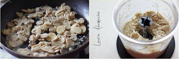 Preparare pate de ciuperci Sun Food