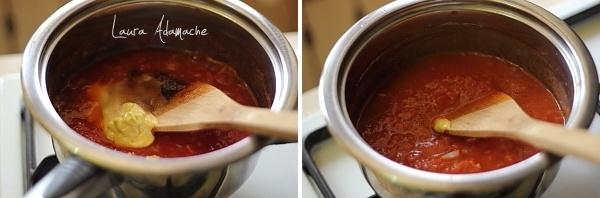 Preparare sos BBQ cu rosii Sun Food