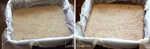 Prajitura cu cirese si crema de ciocolata aluat