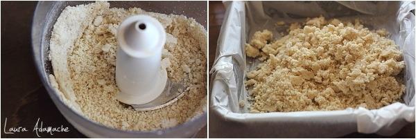 Prajitura cu cirese si crema de ciocolata Preparare blat