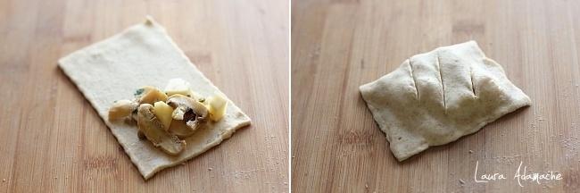 Preparare pateuri cu ciuperci Sun Food