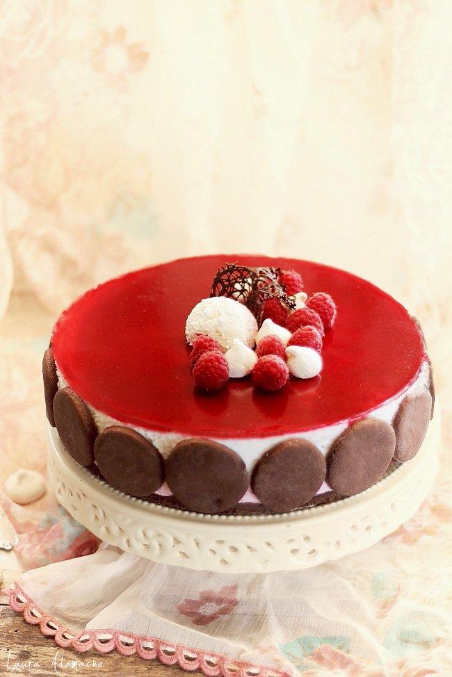 tort de ciocolata simplu