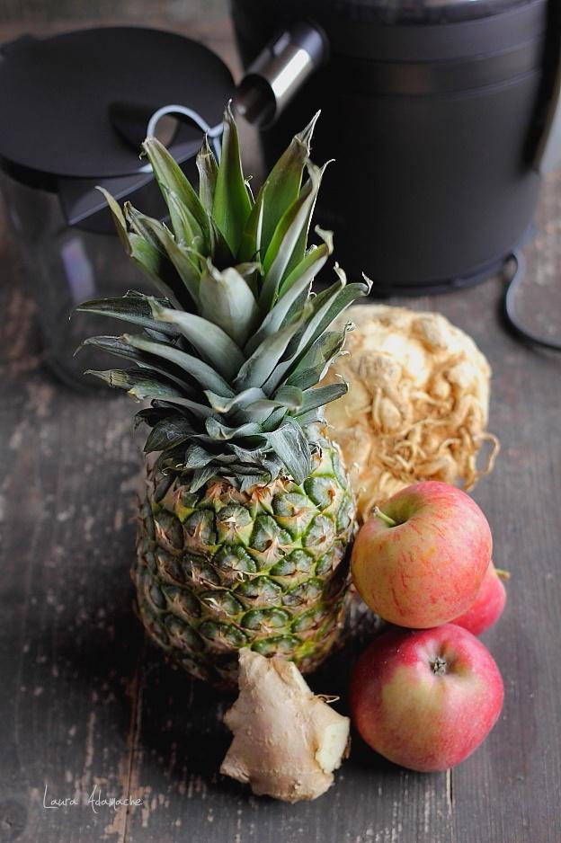 Fructe folosite la suc