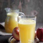 Suc de ananas, mere si telina si o invitatie la concurs!