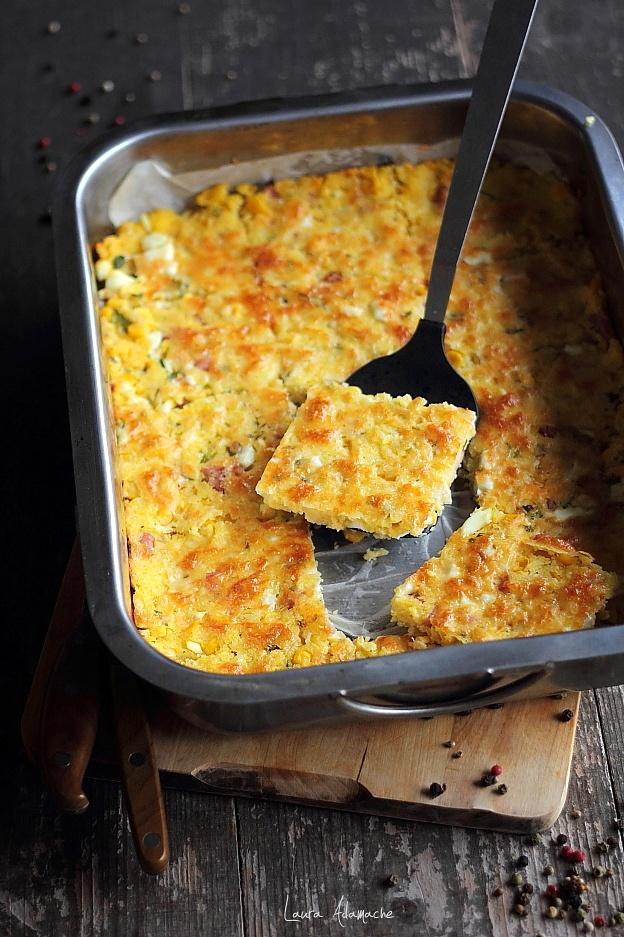 Tarta cu porumb Sun Food
