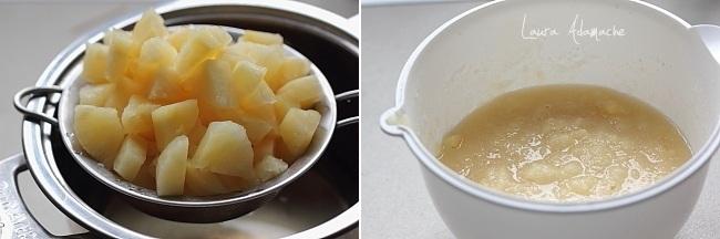 Gem de ananas sun food preparare