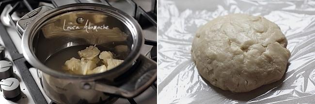 Preparare biscuiti cu gem