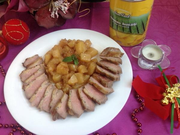 rata-cu-ananas-1prajitura maciucca felicia