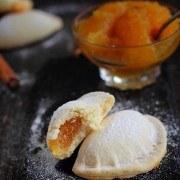 Ravioli gem de ananas detaliu