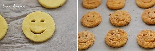 Forma cartofi smiley