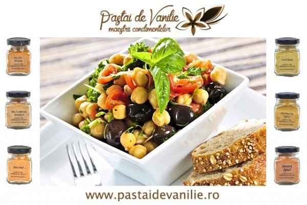Concurs condimente pastai de vanilie