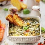 Supa Minestrone de primavara